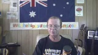 """Chilli Sauce Tests """"Chilli Sting"""" www.matchettproductions.com"""