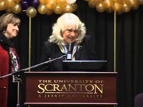 Edward R. Leahy, Jr. Awards - Edward and Patricia Leahy
