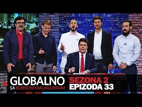 Beli, Prilepak, Pernar, Nikšić, Stanivuković: Globalno sa Borisom Malagurskim (BN)