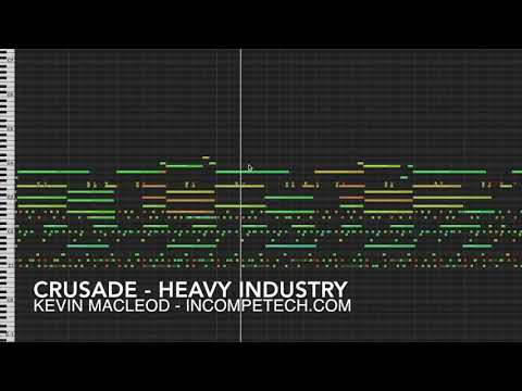 Crusade   Heavy Industry