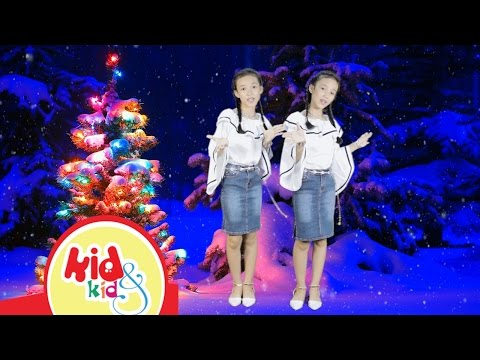 Khúc Nhạc Giáng Sinh - Bé Song Nhi [MV Official] Nhạc Giáng Sinh - Nhạc Thiếu Nhi