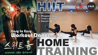 [J&K - Workout] Sweet Home…