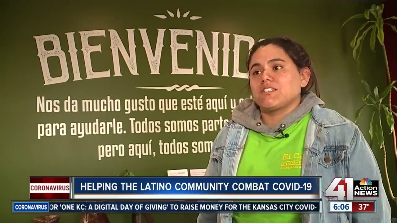 Low coronavirus stats among Latinos in WyCo due to lack of testing ...