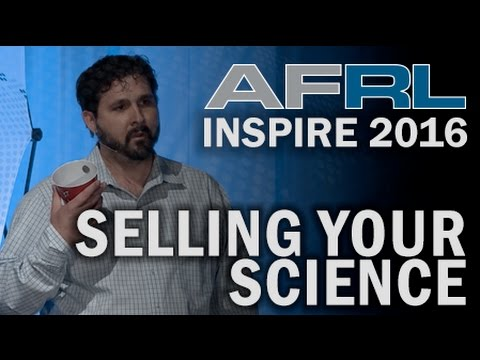 For All the Marbles | Chris Erickson | AFRL Inspire 2016