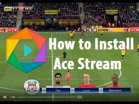 Download Ace Stream Engine On Amazon Fire