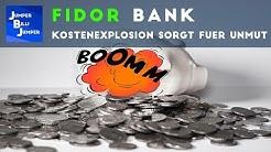 Fidor Bank Kostenexplosion - Infos + Wie gehe ich damit um?!