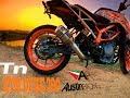 Ktm Duke 390 Loud Austin Racing Gp1| Tamil Nadu