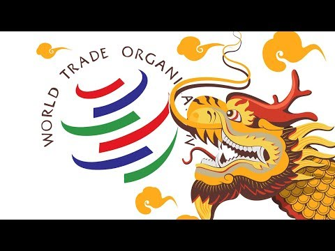 06/28/2018: China and the WTO amid global trade protectionism