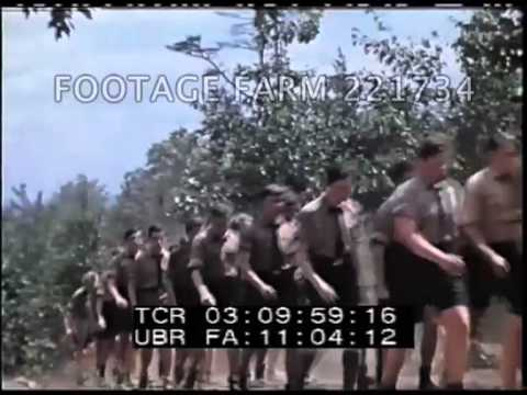 1939-40: Camp Bergwald - Riverdale, New Jersey 221734-01 | Footage Farm