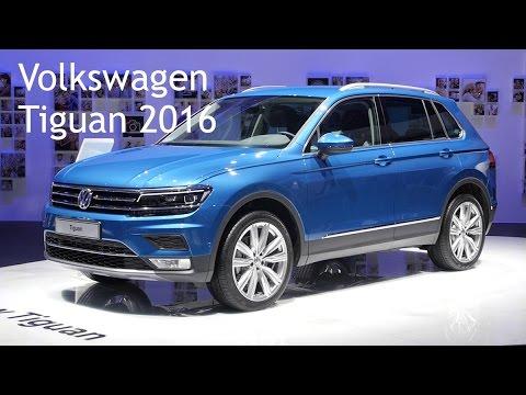 Volkswagen Tiguan 2016. Такой каким он будет у нас