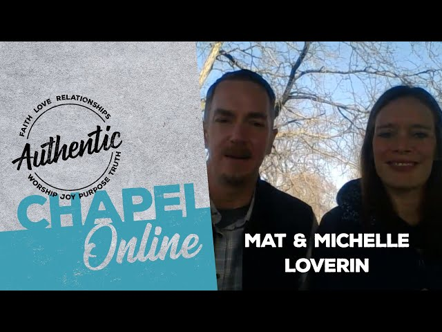 Confidence in Crisis | Mat & Michelle Loverin