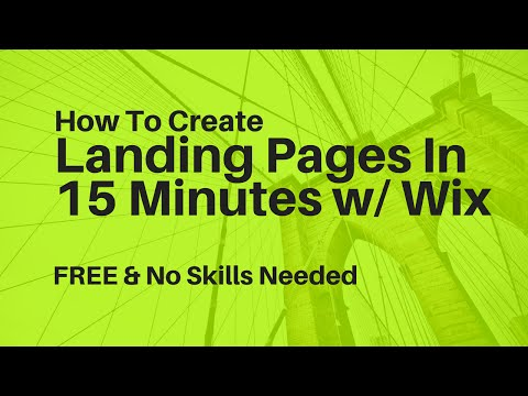 Wordpress Web Design Tutorial: Create a frickin awesome landing page without buying software
