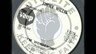 TIMMY WILLIS - I