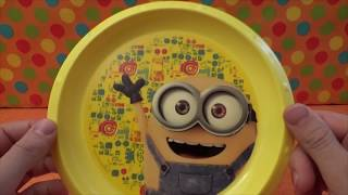 Minions Toy With Minion s Tic Tac s!