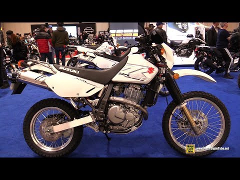2018 Suzuki DR 650 SE - Walkaround - 2018 Toronto Motorcycle Show
