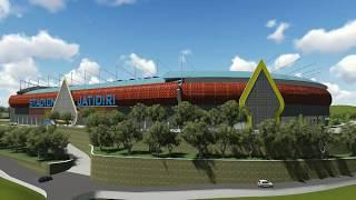 Renovasi Stadion Jatidiri Selesai, Begini Penampakannya!