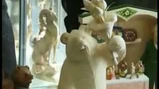 видео Богородская игрушка