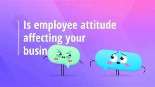 Employee Attitude Costing you Money