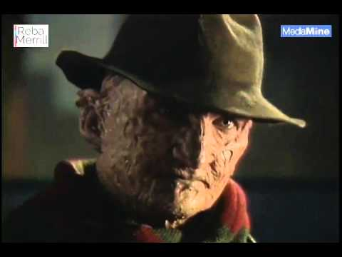 Reba Merrill Interviews Robert Englund as Freddy Krueger