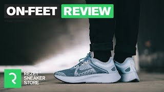 tener mini casual  On-feet - Nike Zoom fly SP Fast - YouTube