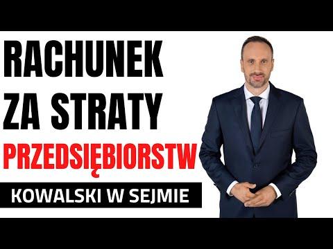 Rachunek za straty przedsiębiorstw z województwa podlaskiego powinien być wystawiony PO i Lewicy.