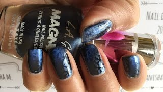 """""""Stamping with Magnetic Polish"""" 