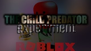 THE CHILD PREDATOR EXPERIMENT in ROBLOX (Hilton Hotels Exposed)