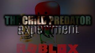 O experimento predador infantil em ROBLOX (Hilton Hotels Exposed)