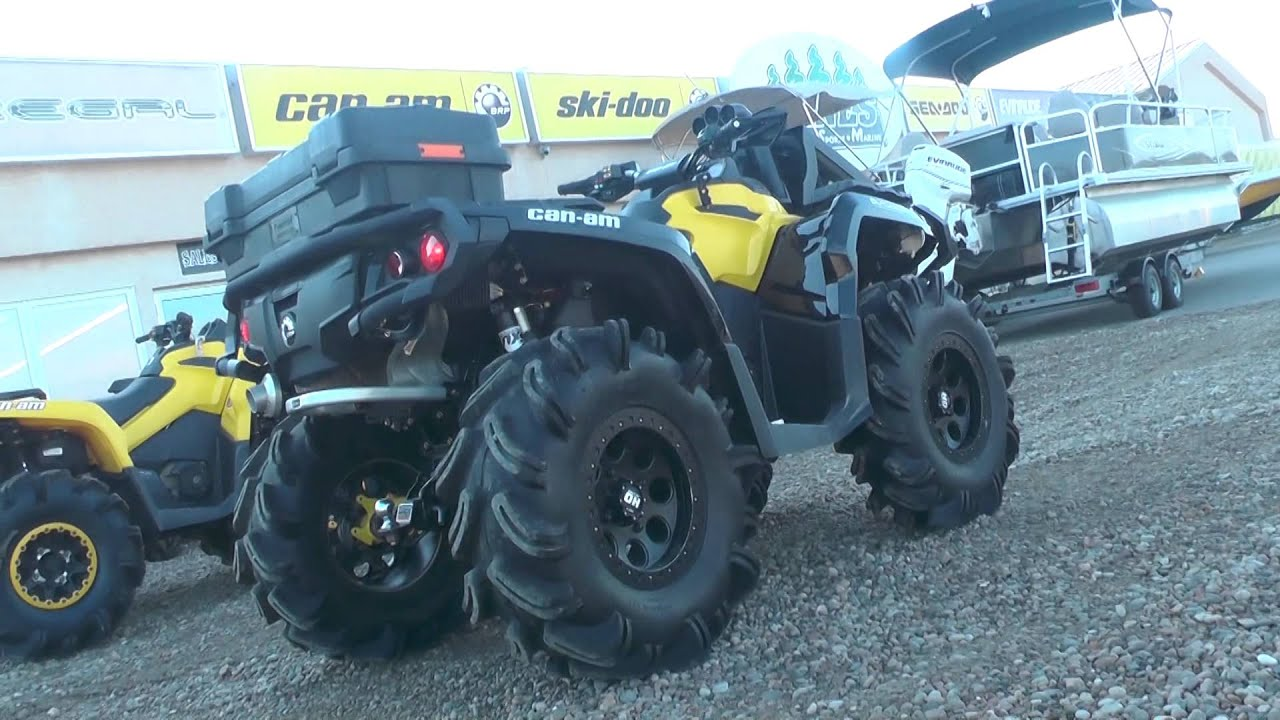 maxresdefault 2014 can am outlander 1000xtp demo kijiji clip youtube fuse box location for can am 2004 outlander at bayanpartner.co