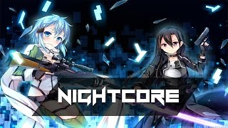 【Nightcore】Eir Aoi - Ignite // Sword Art Online II OP 1