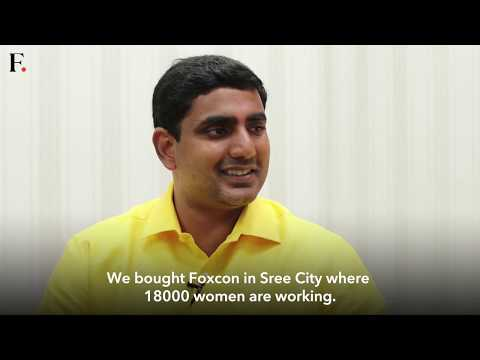 South Poll | Andhra Pradesh | In conversation with Nara Lokesh of Telugu Desam Party