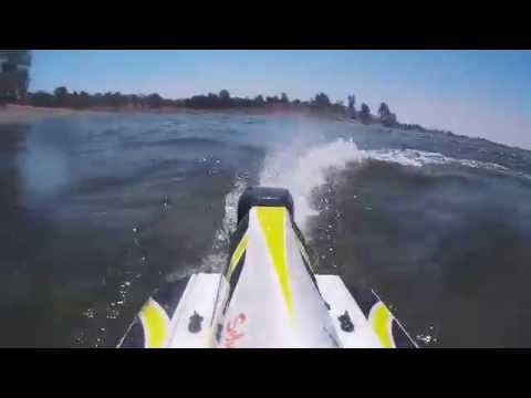 H-King Marine Hydrotek F1 Tunnel Hull Racing Boat