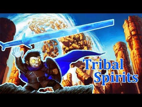 Modern SPIRITS Tribal - HOU