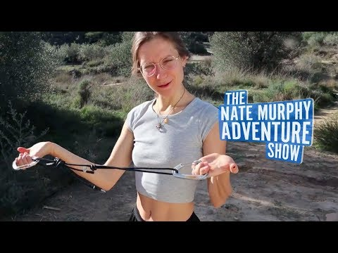 SOLAR HACKS, HOMEMADE QUICKDRAWS & 3rdRock GIVEAWAY   |   The Nate Murphy Adventure Show Ep6