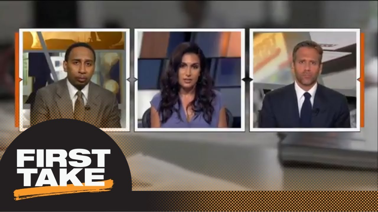 Stephen A. devastated by death of Aretha Franklin | First Take | ESPN