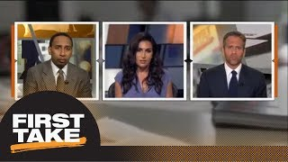 Stephen A. devastated by death of Aretha Franklin | First Take | ESPN