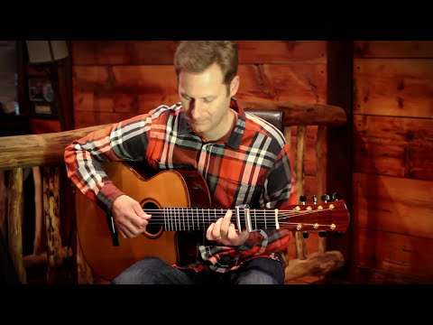 Bless the Broken Road  (Rascal Flatts cover) Pete Smyser (solo acoustic guitar)