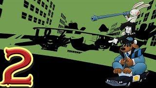 Sam & Max Season 1 Episode 5: Reality 2.0  Part 2