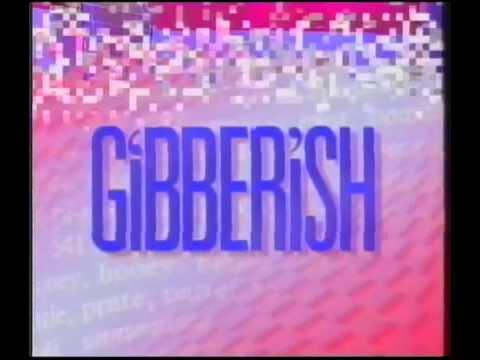 Gibberish Theme