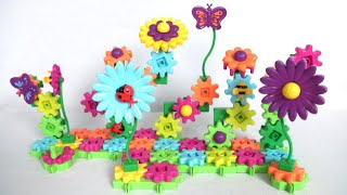 Gears Gears Gears Build and Bloom Building Set from Learning Resources