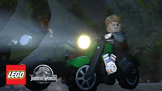 LEGO Jurassic World: The Video Game - Dinosaur Gameplay Trailer Analysis