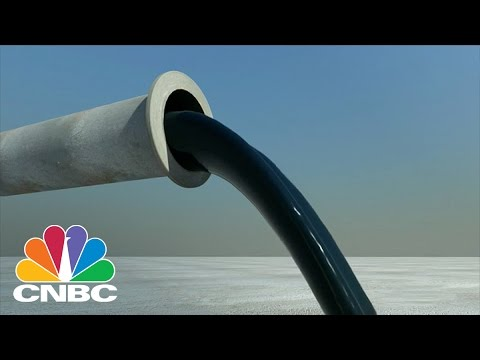 Oil Supply Surpasses Demand By 10% | CNBC