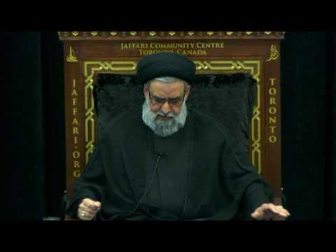 Marijuana & Islam; Physical High Vs Spiritual High - Maulana Syed Muhammad Rizvi