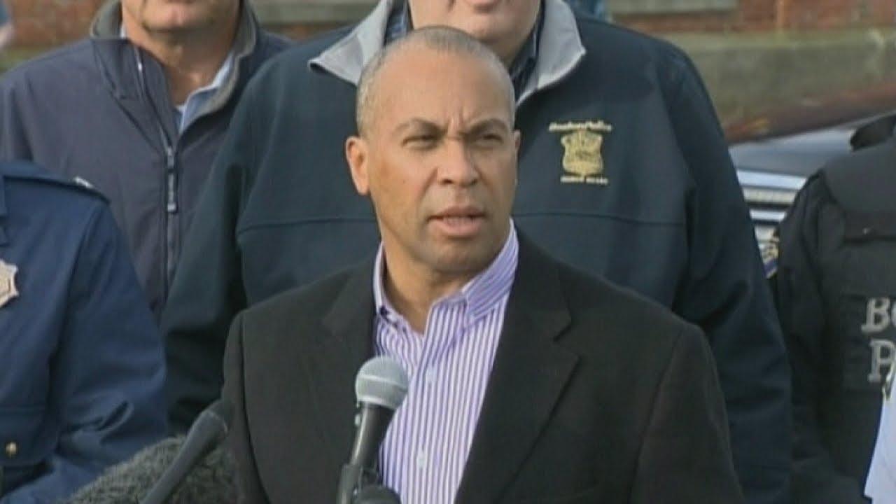 Boston Bombings Massachusetts Governor Deval Patrick Says - Governor of massachusetts