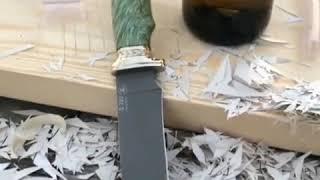 حقيقة كون بعض السكاكين الروسية لاتخرج من روسيا الا بتصريح امني تؤكدها هذه السكين