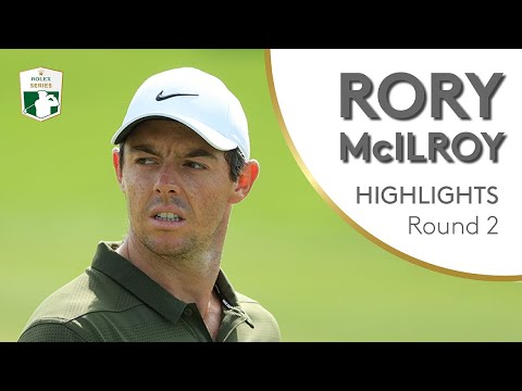 Rory McIlroy Highlights | Round 2 | 2018 DP World Tour Championship, Dubai