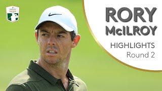 Rory McIlroy Highlights | Round 2 | 2018 DP World Tour Championship, Dubai
