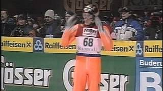 Repeat youtube video 1999年スキージャンプ世界選手権NH 日本人表彰台独占