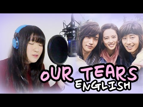 [ENGLISH] OUR TEARS (Hyolyn)-Hwarang 화랑 OST MV+Lyrics By Marianne Topacio