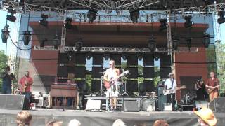 "JJ Grey and MOFRO - ""The Sweetest Thing"" Wakarusa 2010 HD tripod"